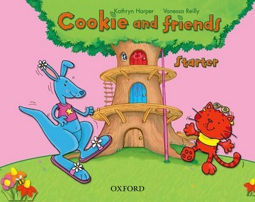 Cookie and Friends Starter: Classbook