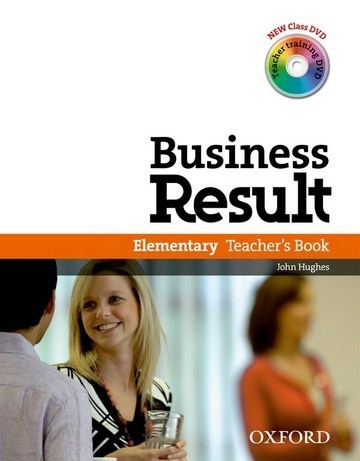Business Result Elementary: Teacher's Book Pack