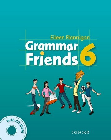 Grammar Friends 6: Student's Book Pack