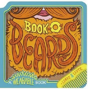 Book-O-Beards: A Wearable Book