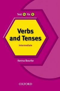 Test It Fix It Intermediate Verbs and Tenses