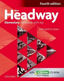 New Headway 4th Edition Elementary: Workbook Pack With Key