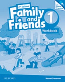 Family and Friends Level 1 Workbook with Online Practice second edition