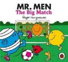 Mr. Men, The Big Match