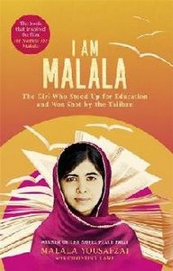I Am Malala  film tie in