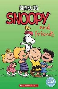 Peanuts - Snoopy and Friends