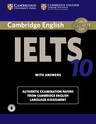 Cambridge IELTS 10 Student's Book Pack (Student's Book with answers and Audio CDs (2))