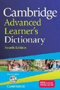 Cambridge Advanced Learner's Dictionary with CD ROM